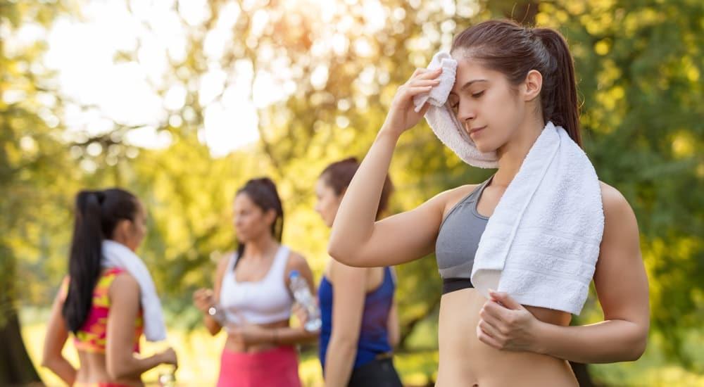 Ćwiczenia w odchudzaniu