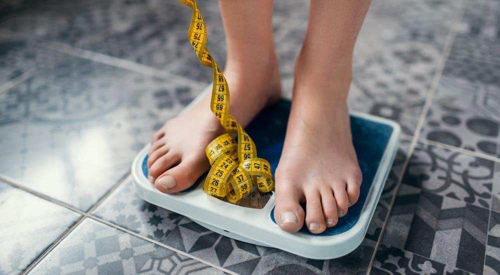 waga a odchudzanie